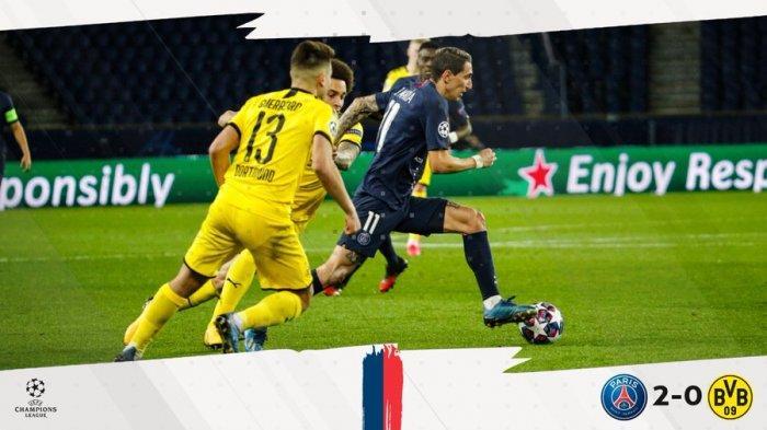 Hasil Babak Delapan Besar Liga Champions